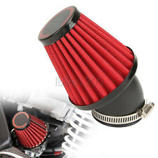 1x Red 35mm Air Intake Filter Pod for 50cc 90cc ATVs Quad Dirt Pit Bike Go Kart