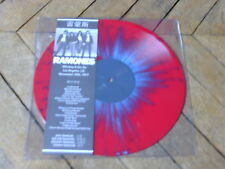 THE RAMONES Live Whiskey a gogo 77 Vynil couleur 349 copies