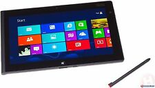"Lenovo Thinkpad Tablet 2 1.8Ghz 10.1"" 2GB RAM 64GB Mini HDMI Win8 2 Cameras"