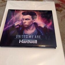 Hardwell United We Are CD - 2015 - Like New