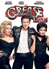 Grease Live DVD NEW Walmart Exclusive with Grease 1 DIGITAL HD MOVIE BONUS