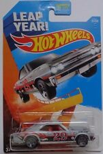 2016 Hot Wheels LEAP YEAR '67 Chevelle SS 396 92/250 (Grey Version)