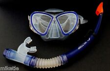 WILCOMP Executive Mask and Snorkel Set WIL-DS-03 ***For Snorkelling/Diving