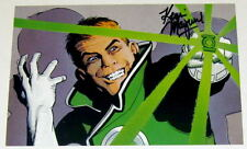 1988 Kevin Maguire SIGNED JLA Justice League Art Post Card ~ Green Lantern GUY