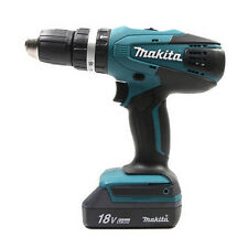 [Makita] HP457DWE Charging Hammer Drill Driver Set with Li-ion Battery BL1811G
