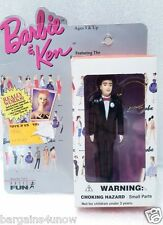 Vintage Barbie Key Chain Enchanted Evening Ken Basic Fun 711-1 NRFB