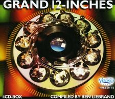 Vol. 1-Grand 12-Inches - Grand 12-Inches (2004, CD NIEUW)4 DISC SET