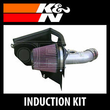 K&N Typhoon Kit Induction Air Performance - 69-8001ts - K et N haut débit partie