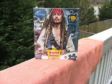 Pirates of the Caribbean Jack Sparrow 300 Jigsaw Poster Puzzle~Factory Sealed!