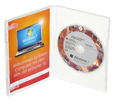Genuine Windows 7 Professional SP1 32 bit Full Version DVD with COA