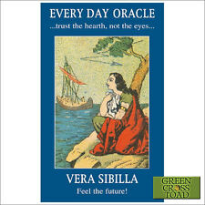 Every Day Oracle Fortune Telling 52 Cards Deck with Multilingual Instructions