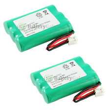2 NEW OEM BG0029 BG029 Cordless Home Phone Rechargable Replacement Battery Pack