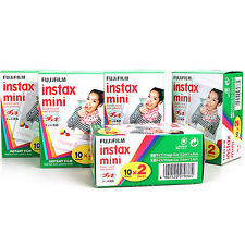 FUJIFILM INSTAX MINI PLAIN FILM (100PCS)