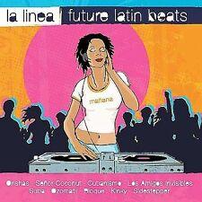 La Linea: Future Latin Beat La Linea: Future Latin Beats CD