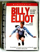 Dvd Billy Elliot Ed. Super Jewel box con Jamie Bell 2000 Usato Raro fuori cat.
