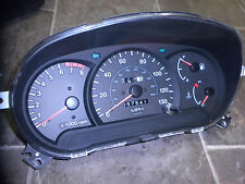 Speedometer Cluster Gauges 2000 01 02 Hyundai Accent w/tach and black face 57k