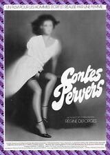 Carte Postale Affiche de Film - CONTES PERVERS