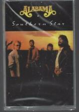 ALABAMA SOUTHERN STAR Song Of The South High Cotton The Borderline NEW CASSETTE