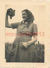2 x Foto, Arbeitsmaiden, Lager bei Maitzborn, Maiden und die Natur (W)1312