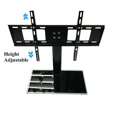 """Universal TV Stand/Base for 37""""-55"""" LCD/LED/Plasma TVs Tabletop Stand BP"""