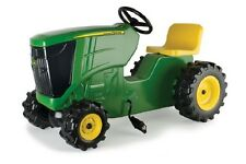 New Tomy John Deere Plastic Pedal Tractor Childrens Ride On Toy