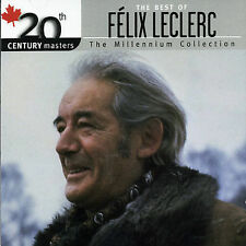 Leclerc, Felix 20th Century Masters CD