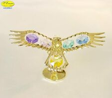 AQUILA REALE GOLD SWAROVSKI ELEMENTS