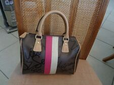 VICTORIA'S SECRET PURSE Handbag Mini Doctor's Bag Leather