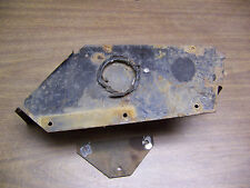 13229 Allis Chalmers Simplicity Hydro transmission oil cooler cover Vickers