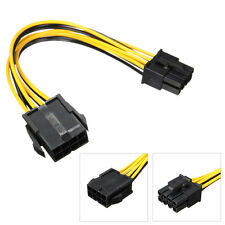 PCI-E 8pin Male to 8 pin Female PCI Express Power Extension Cable for Video Card