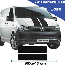 Vw Transporter T4 T5 Racing Bonnet Stripes Stickers Decal Tuning Car Graphics
