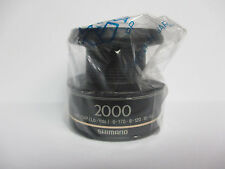 NEW SHIMANO REEL PART - RD3451 SE-2000F TX-2000F - Spool Assembly (Graphite)