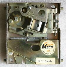 Monnayeur mécanique pour pièces de 5 francs