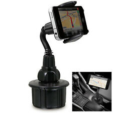 Cup Holder Stand Flexible Car Mount Adjustable Universal Cell Mobile Phone GPS