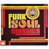 Ministry of Sound CD 3CD Set - Funk Soul Classics (2011) Very Rare