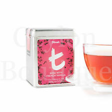 Dilmah Rose with French Vanilla 100g Ceylon Loose Leaf Black Tea