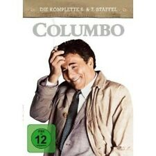 COLUMBO SEASON 6 & 7 3 DVD NEUWARE
