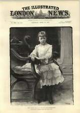1889 Princess Royal Wilhelmina Helena Of Holland Future Queen