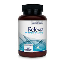 RELEVIA Anti Inflammatory 1485mg 250 Tablets Dietary Health Supplement