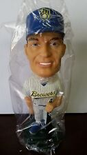 NIB - 2003 Paul Molitor Bobblehead - Milwaukee Brewers Bobble Head