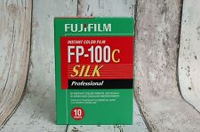 FUJI FP-100C SILK pack film for Polaroid Land camera 100 180 195 250 330 350...