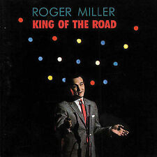 King of the Road [Bear Family] by Roger Miller (Country) (CD, Feb-1990, Bear...