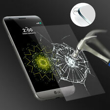 2 Pack 9H Premium Real Tempered Glass Film Screen Protector for LG G5 LG5