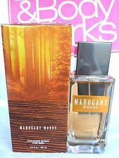 Bath and Body Works MAHOGANY WOODS For Men Cologne Spray 3.4 oz