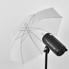 "New Camera 33"" 83cm Inch Translucent Photo Studio flash Soft Umbrella"