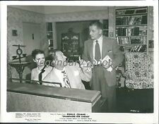 1950 Champagne for Caesar Original Press Photo Ronald Colman Vincent Price