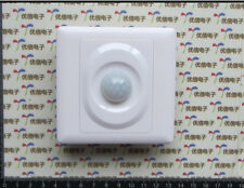 Motion Sensor Switch Save Energy Motion Automatic Light Sensing Switch 220V AC
