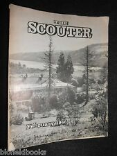 Vintage Boy Scout Association Magazine - The Scouter, February 1966 Baden Powell