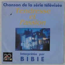 Bibie 45 tours Tendressse et passion 1989