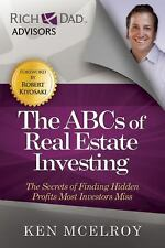 The ABCs of Real Estate Investing by Ken McElroy (2012, Paperback)